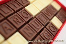 BOMBONES A DOMICILIO / Los más originales Chocolates y Bombones a domicilio. Entrega en toda la Argentina.
