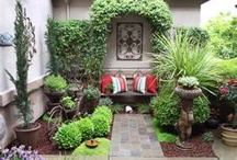decorating/OUTDOORS / by Janey Sloss