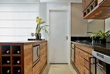 cozinha microondad