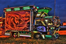 Custom Trucks / A collection of weird and wonderful custom trucks from around the world.