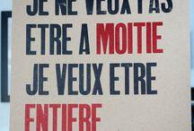 poster typographie linogravure / présentation d'impressions papiers réalisées dans l'atelier de Ampersand http://ampersandpresslab.fr/