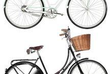 I want a city bike.