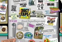 Duct Tape Patterns