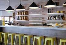 Commercial Design / Diseño de espacios comerciales Tiendas, Vitrinas, Oficinas, Consultorios, Restaurants, Escuelas, Hospitales, Aeropuertos, etc / by Maria Gabriela Bermudez
