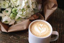 Coffee & Tea / For coffee lovers like me ... Take time to breathe !