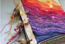 Handmade Books and Printing Arts / The art and craft of hand made books and printing.   / by Stephanie HicksNeunert