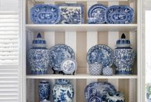 Blue&White Decor
