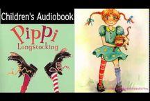 Children's Audiobooks / by Randa Clay