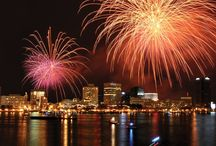 America the Beautiful / Check out these destinations for the 4th of July, or any patriotic getaway you're planning!