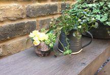 Gardens & planting anywhere! / Gardens bring a community spirit