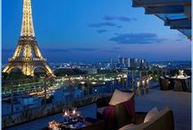 Paris appartment ideas / Ideas for Paris appartment and terrass