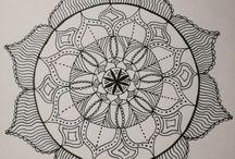 Mandala / My Work