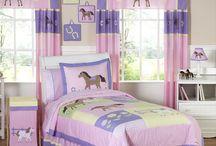 Pony bedding