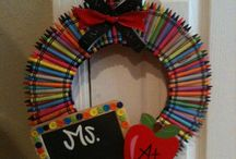 School decor / by Angie Nelson