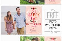 Free printable invitations and stationary