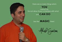 iNSPIRATION / Quotes that I came up with or came across, during my journey as a Motivational Speaker.