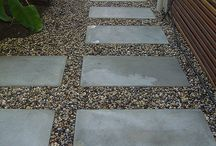 Paths and pavers