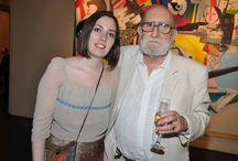 Ana Clara Diquattro y Luis Felipe Yuyo Noé / Arte