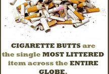 Cigarette Litter Prevention