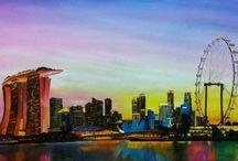 Singapore Landscapes