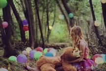 Teddy bears picnics
