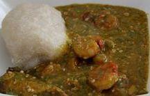 plats d'Afrique