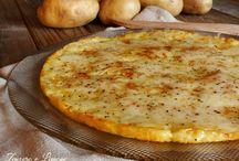 Pane, focacce, panificati, polenta