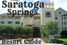 Disney's Saratoga Springs Resort - A Walt Disney World Deluxe Villa Resort / A Deluxe Villa Resort located near Disney Springs. Resort maps, discount codes, savings, information, room layout, resort guides, tips, fun facts, dining, menus, food, photos, room rates, vacation packages, recreation, pools, kid's activities, and other important information to help you plan your Disney vacation. Walt to Disney Springs, and enjoy accommodations for larger parties that have full kitchens.