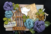 Altered Art / by PineConeLady Crafts