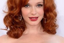 Most Beautiful Actress with Red Hair
