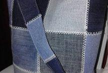 jeans tas