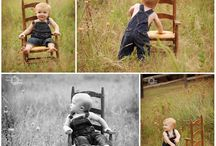 Baby's First Birthday Photos