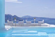 Santorini holiday