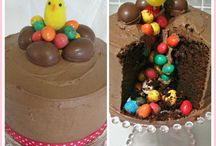 Easter Cakes / Beautiful Easter Cakes