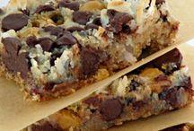 søde snacks / Chokoladebar