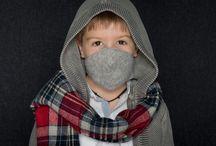 Dzieci/Children / Wyjątkowe maseczki antysmogowe dla dzieci już od 2. roku życia.  Unique anti-smog masks for children aged 2 and over.