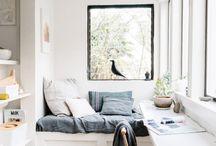 Small Room Inspo