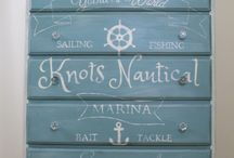 Handpainted Dressers / by 4 the love of WOOD