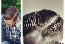 Classic haircuts