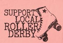 roller derby.