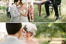 The future is.. / Weddings and marriage  / by Katherine Ely
