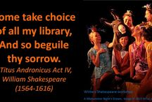 Winters Shakespeare Workshop / Transforming teens into Shakespeare and theatre stars.
