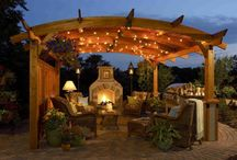 Outdoor Living Spaces &Pools / by Sheena D'Andria Devine