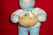 Ju Ju's Craft / Fabric creations & knitted & crochet creations