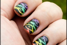 Nail Design / by Crystal Harding