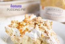 Best Banana Cream Pie / Pie