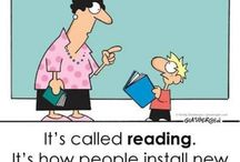 About books and reading