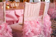 Pink Princess Baby Shower