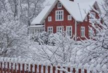 Idéer til huset i Svenshult / indretning