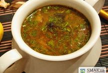 готовим супы / просто разные первые блюда